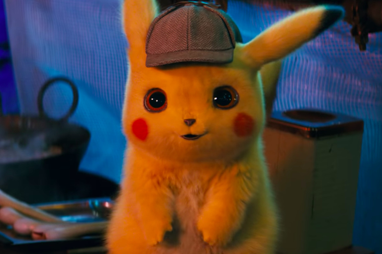 detective pikachu trailer proves pokemon shouldn t be realistic
