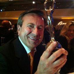"Boulud and his award via <a href=""http://yfrog.com/gy6mfhbaj"" rel=""nofollow"">@ericripert</a>"