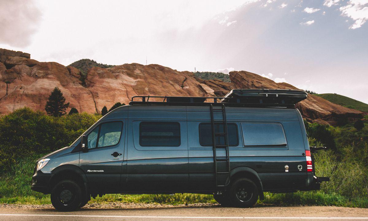 Mercedes Benz Fresno >> 7 van conversion companies that can build your dream ...