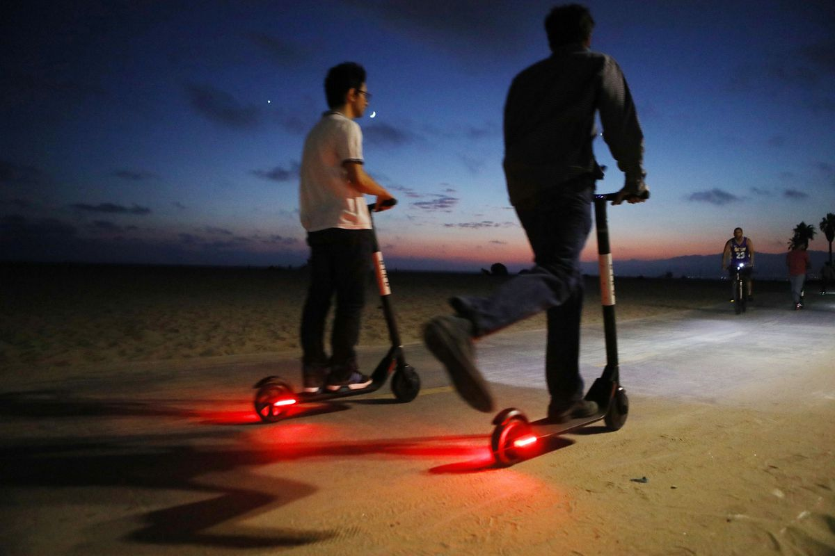 Scooters will return to San Francisco, but Bird and Lime