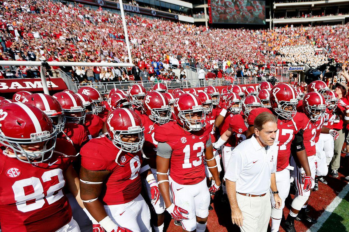 Tennessee v Alabama