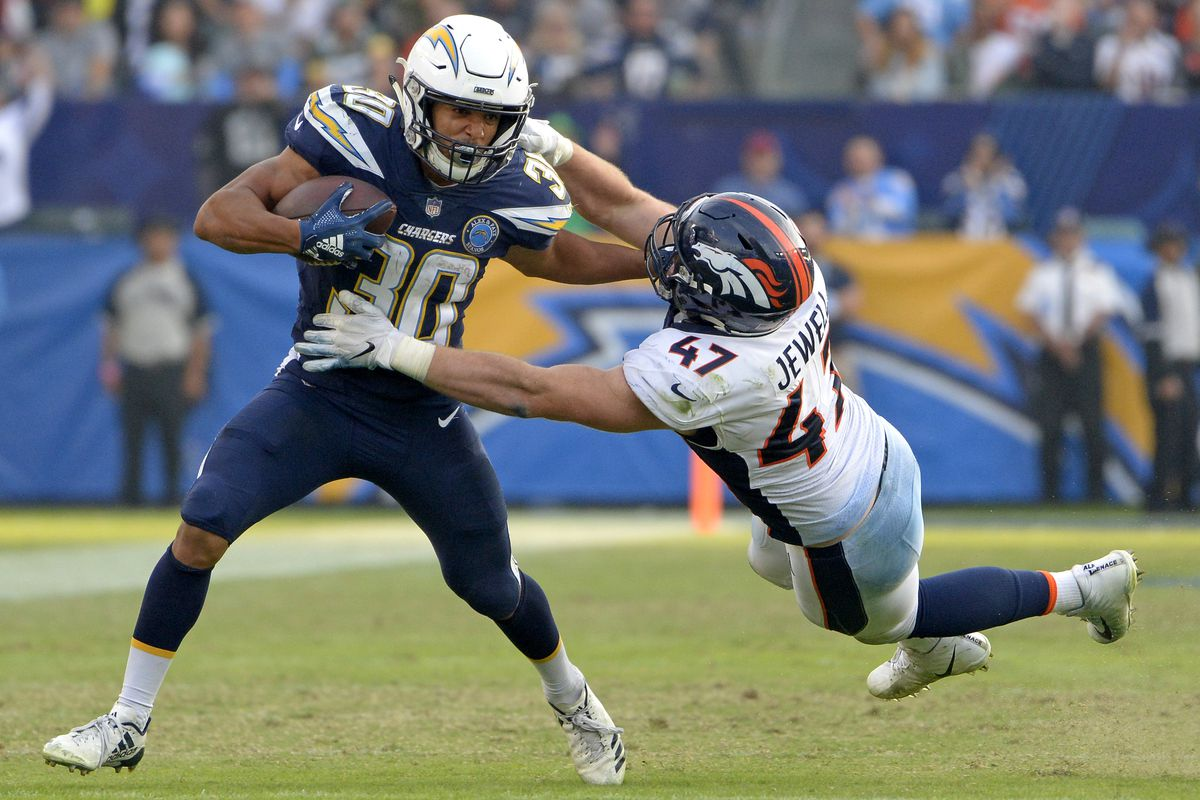 35b2b0c857d Austin Ekeler is not Melvin Gordon