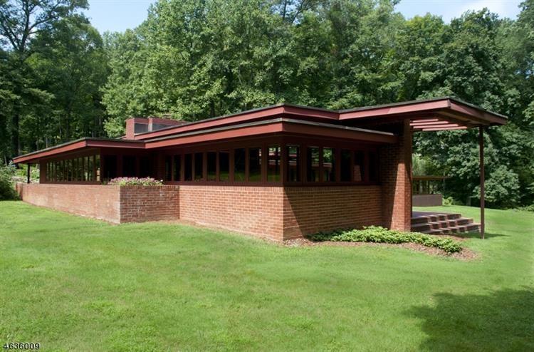 Frank Lloyd Wright S Nyc Area Houses Mapped Curbed Ny