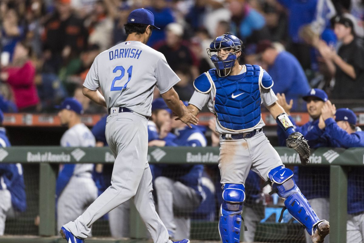 Dodgers vs  Phillies probable pitchers, game times, TV info & more