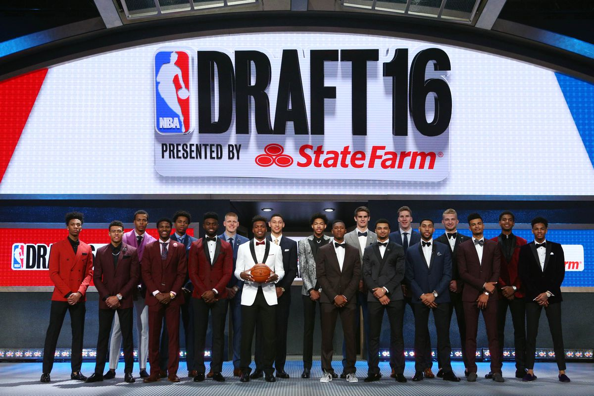 Nba Draft  Pick By Pick Results