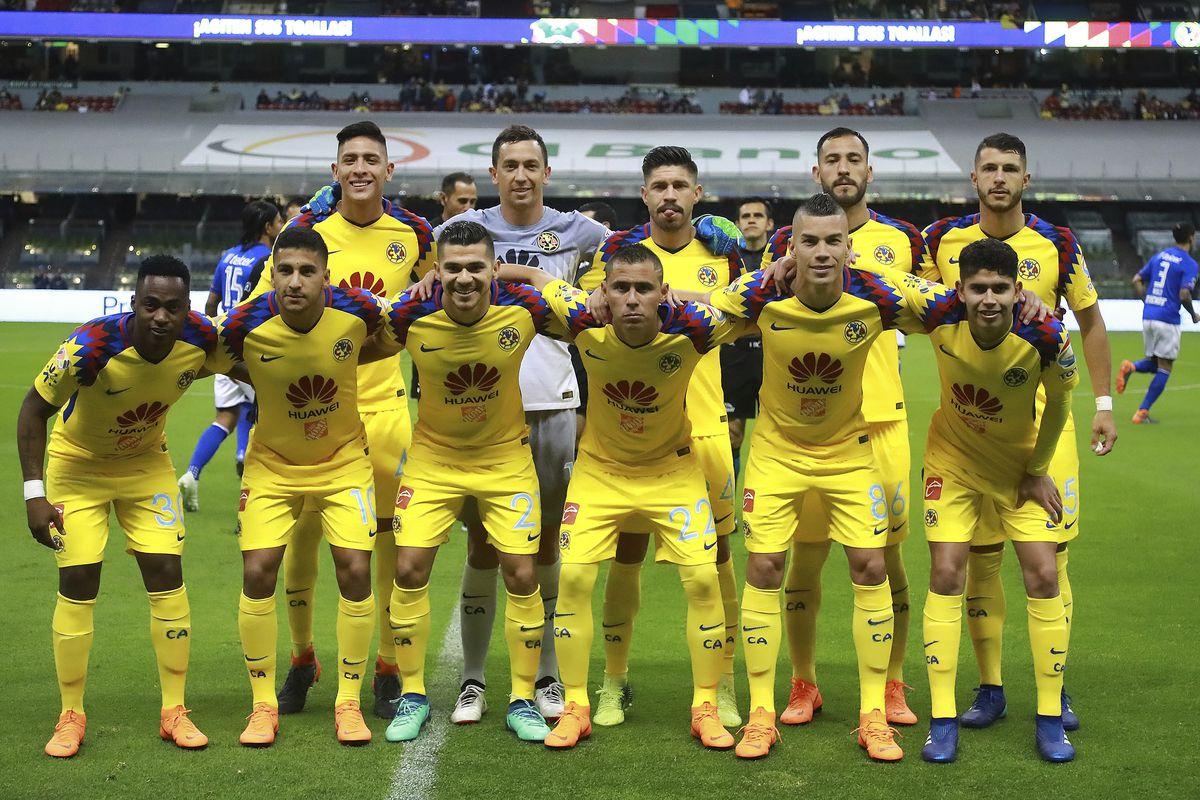 America v Cruz Azul - Torneo Clausura 2018 Liga MX