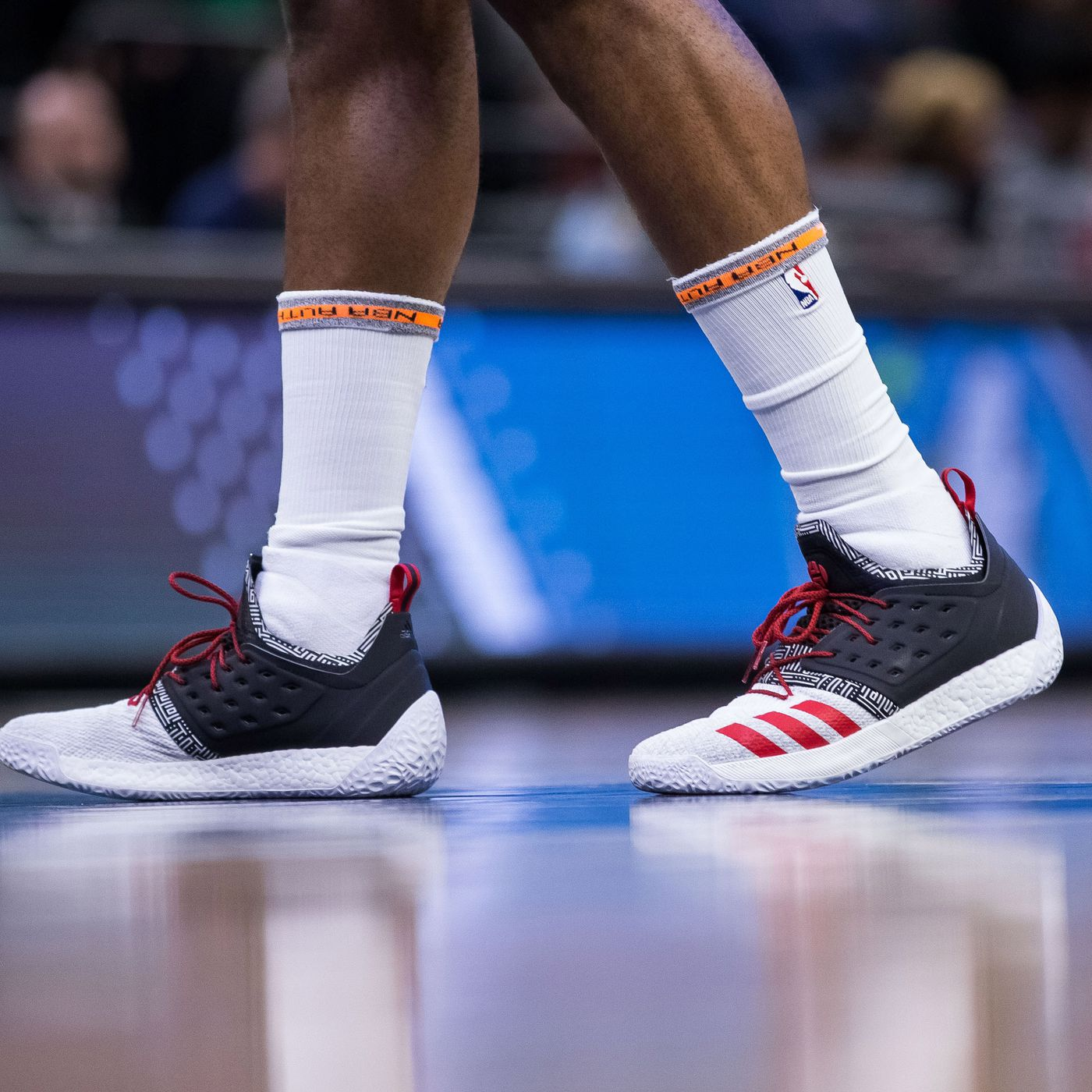 428470c43b7fc Not Your Average Review  Adidas Harden Vol. 2 - Peachtree Hoops