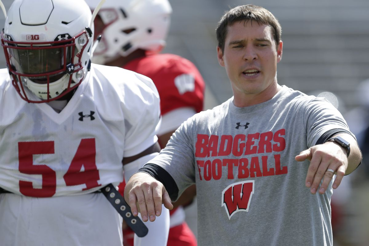 NCAA Football: Wisconsin Badgers-Training Camp