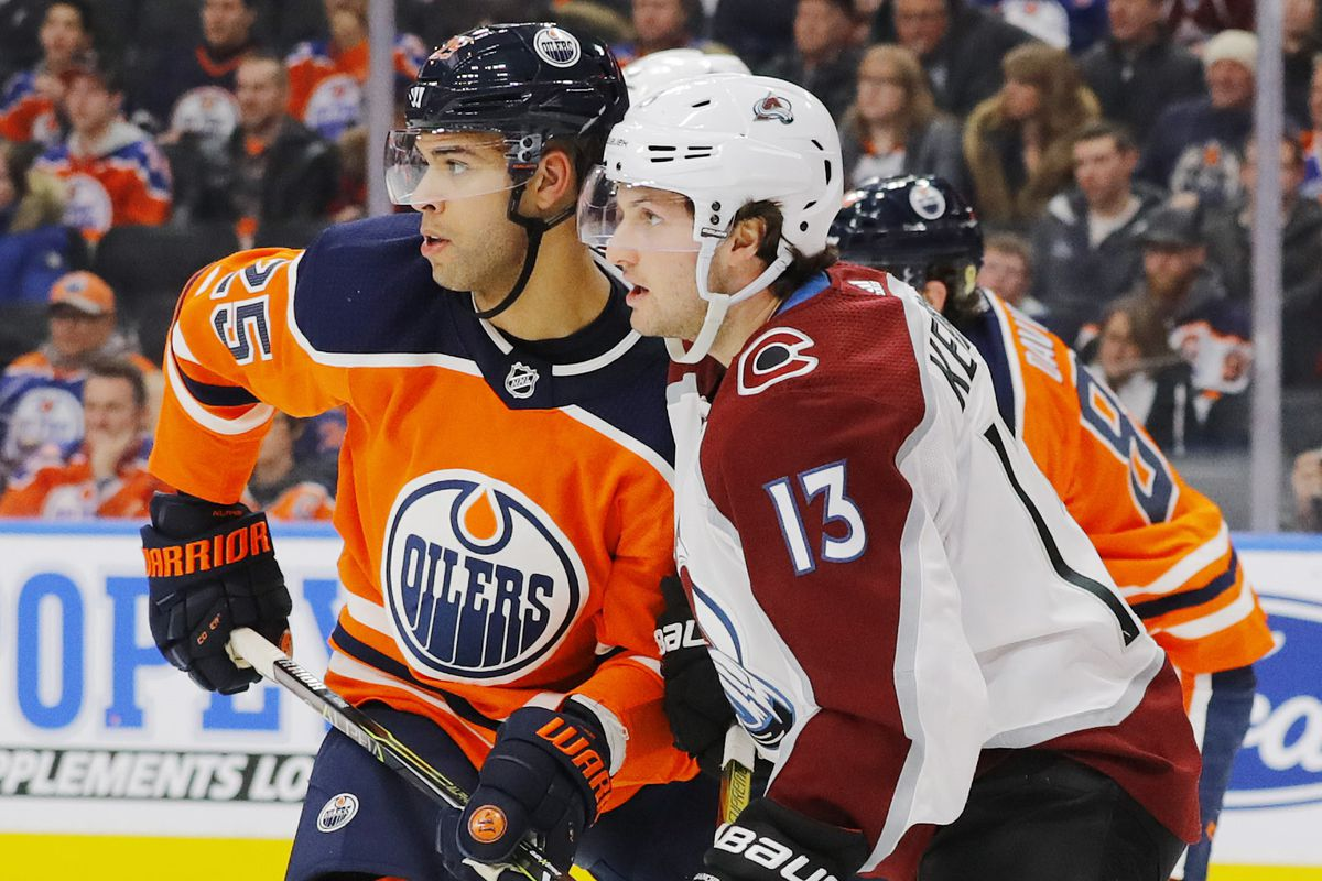 08024590d19 Colorado Avalanche will need Alex Kerfoot to avoid a sophomore slump ...