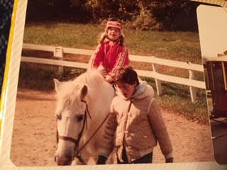 As a young child, Jamilyn Cole was part of a therapeutic riding program.