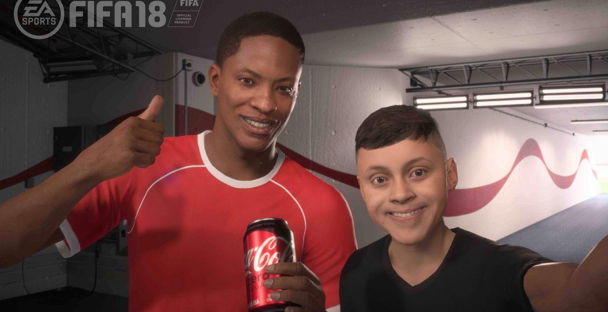 Alex Hunter is a Coke dealer