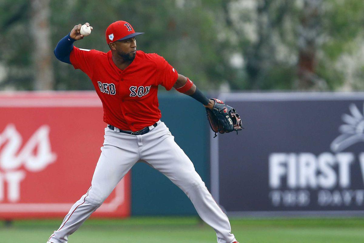 MLB: Spring Training-Boston Red Sox at Baltimore Orioles