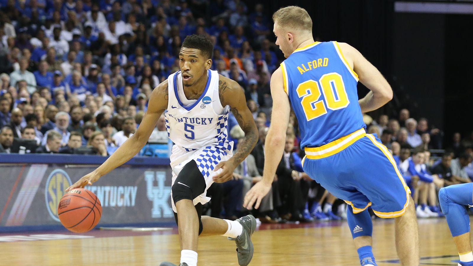 Uk Basketball: NBA Draft 2017: Malik Monk Says He'd Be 'perfect Fit' Next