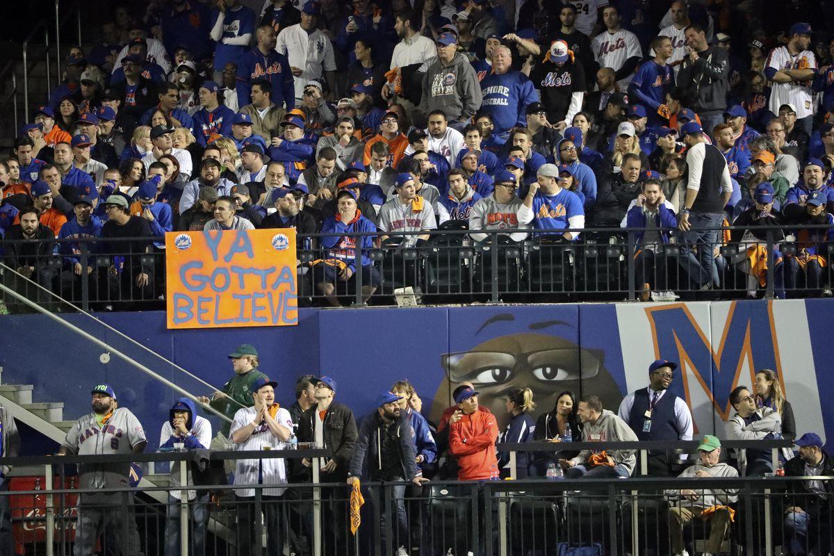 MLB: NL Wild Card-San Francisco Giants at New York Mets