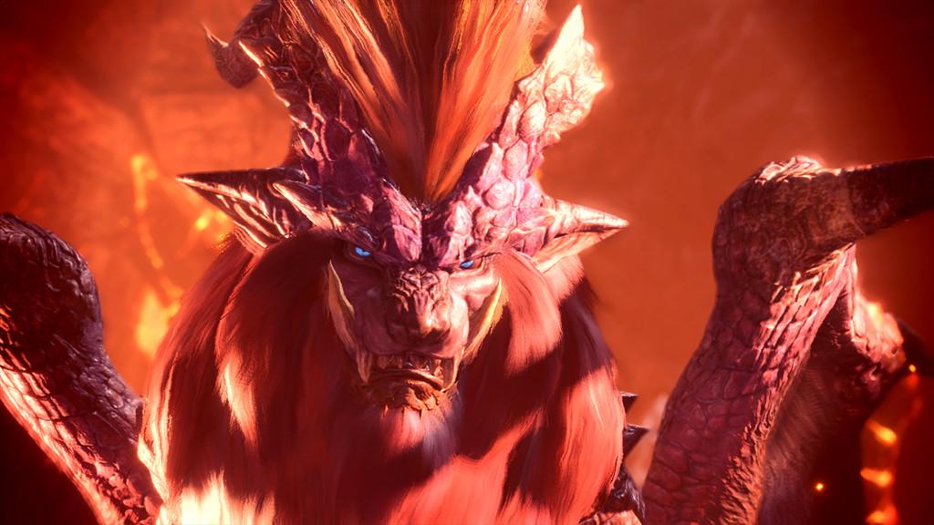 Monster Hunter: World - Teostra