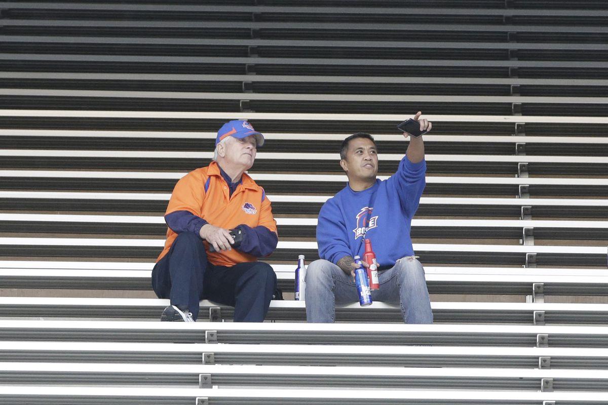 NCAA Football: SERVPRO First Responder Bowl-Boston College vs Boise State
