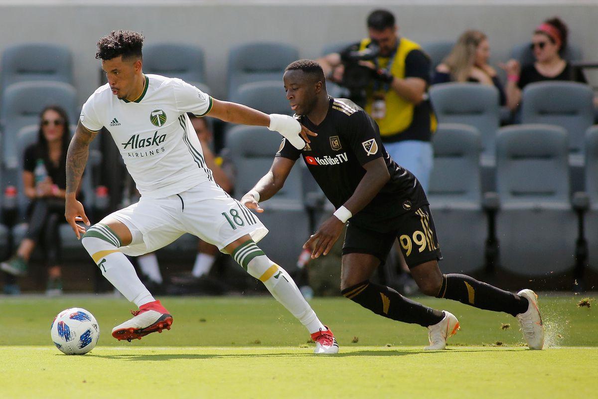 Portland Timbers v Los Angeles FC