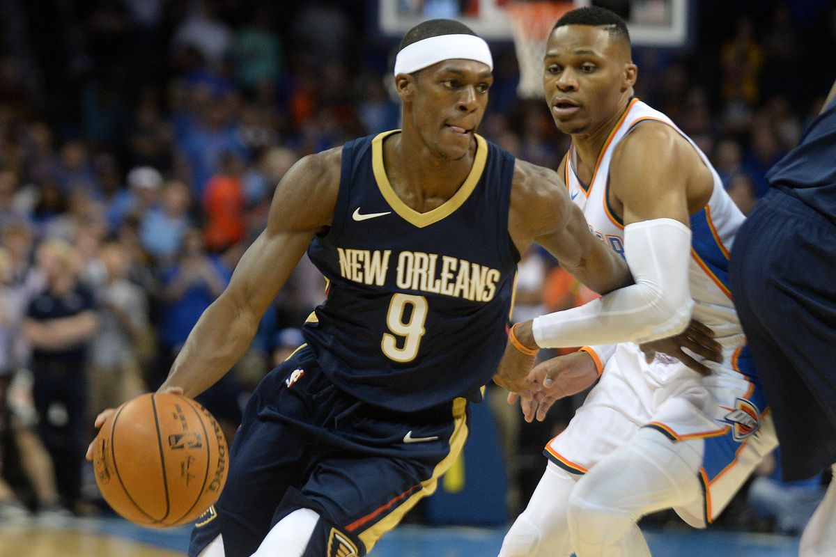Rajon Rondo (hernia) will miss 4-to-6 weeks for Pelicans