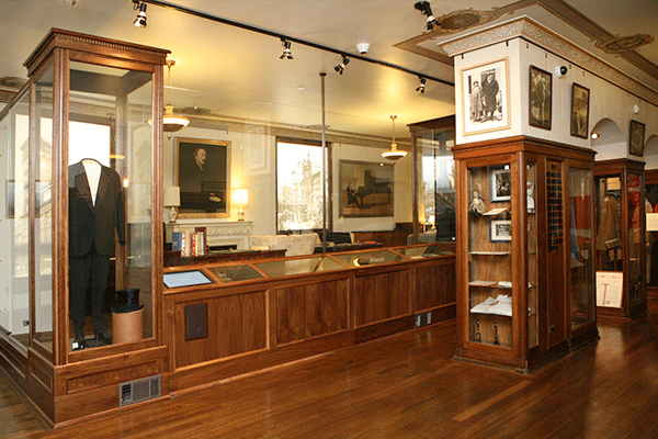 The Paderewki Collection at Polish Museum of America.