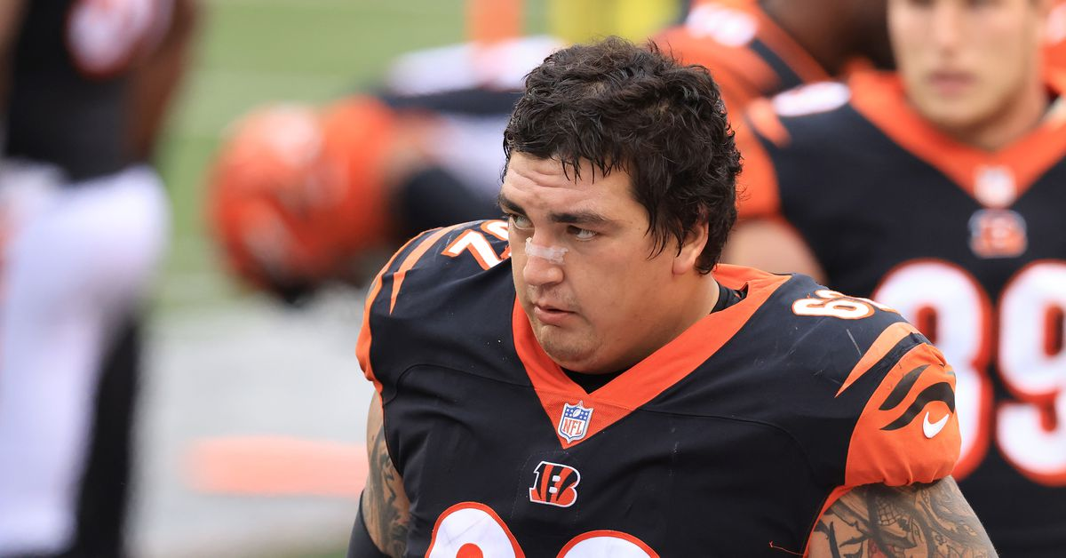 Bengals Vs.  Texans inactive: O-line remains unchanged for second straight week