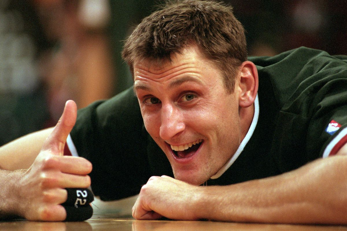 Brent Barry #31...
