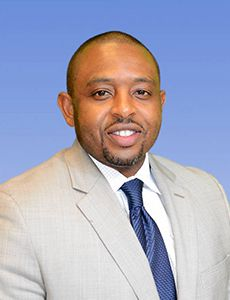 Kevin Woods, Shelby County Schools board member for district 4.