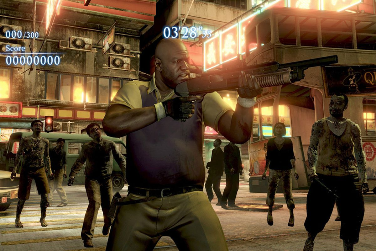 Valve and Capcom team up for Left 4 Dead 2 and Resident Evil