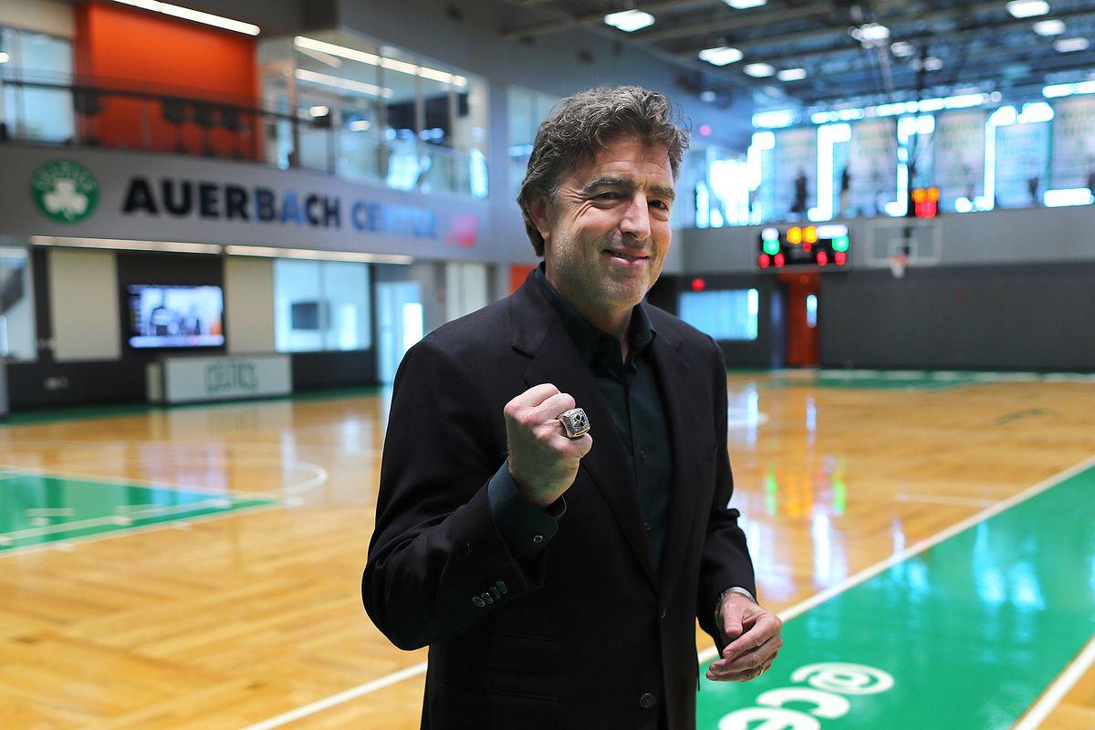 Grand Opening Of New Boston Celtics Practice Facility