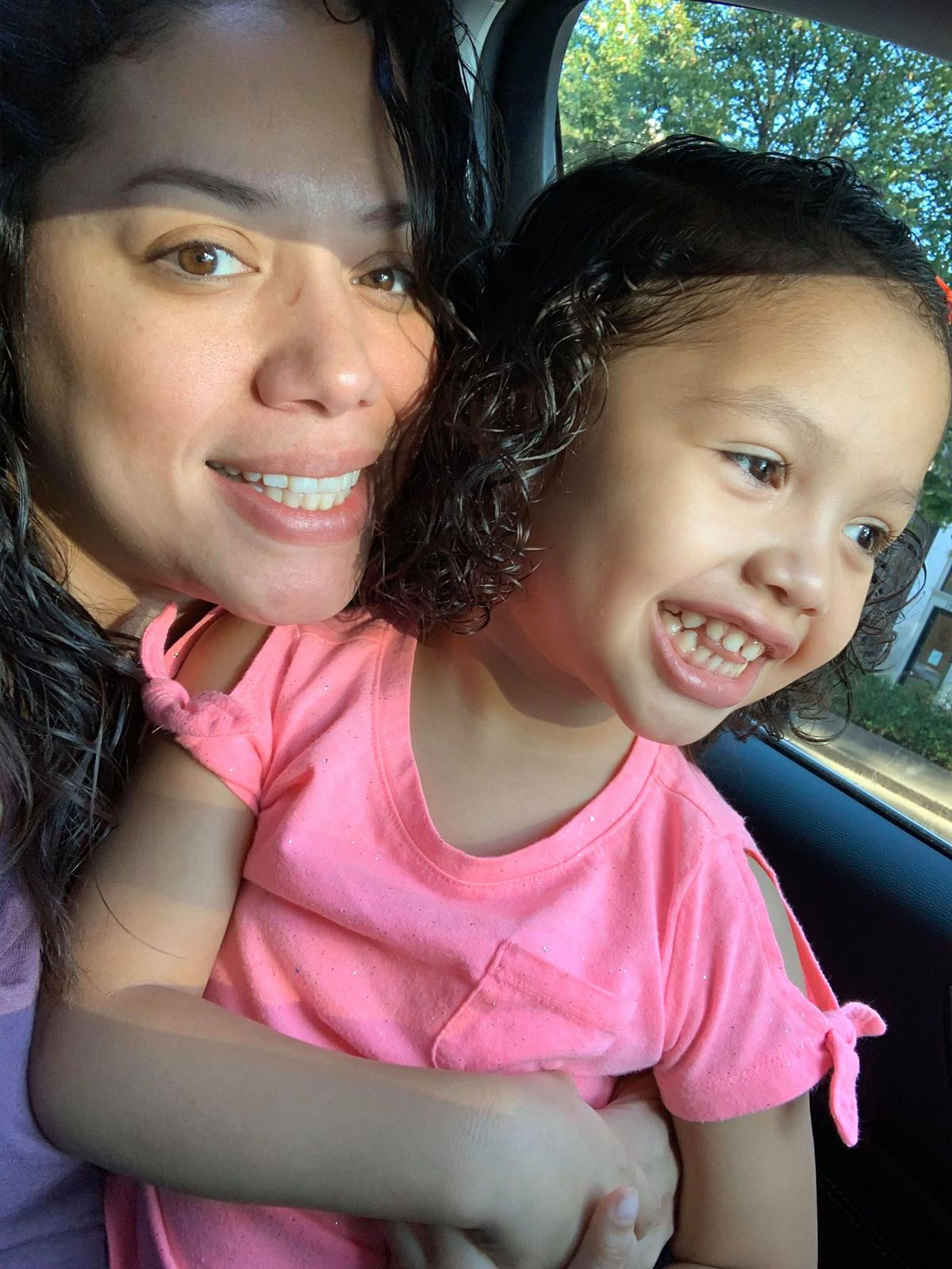 "Denise Badillo and her daughter Grace Hernandez have struggled dealing with the rise in fireworks this year that has triggered several ""autistic meltdowns."""