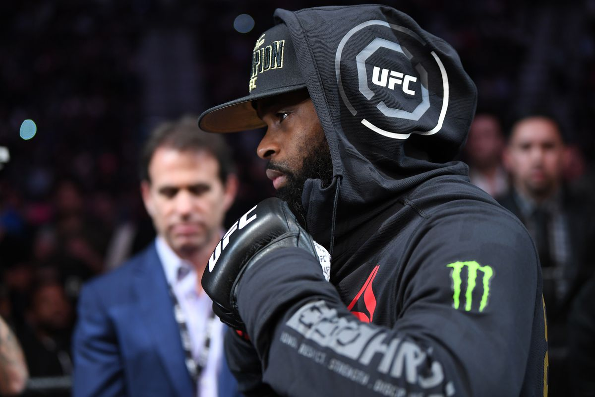 Zahabi: Tyron Woodley will have 'new tricks in his bag' for next fight