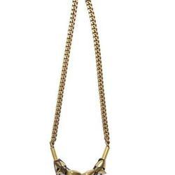 """<b>Saint Clair</b> Anouk necklace, <a href=""""http://www.saintclairjewelry.com/products/anouk"""">$142</a>"""