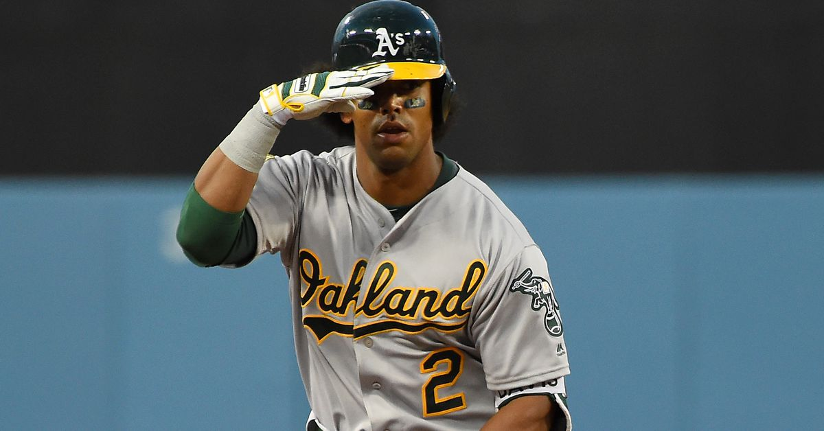 Khris Davis is what the A's need, now and in the future