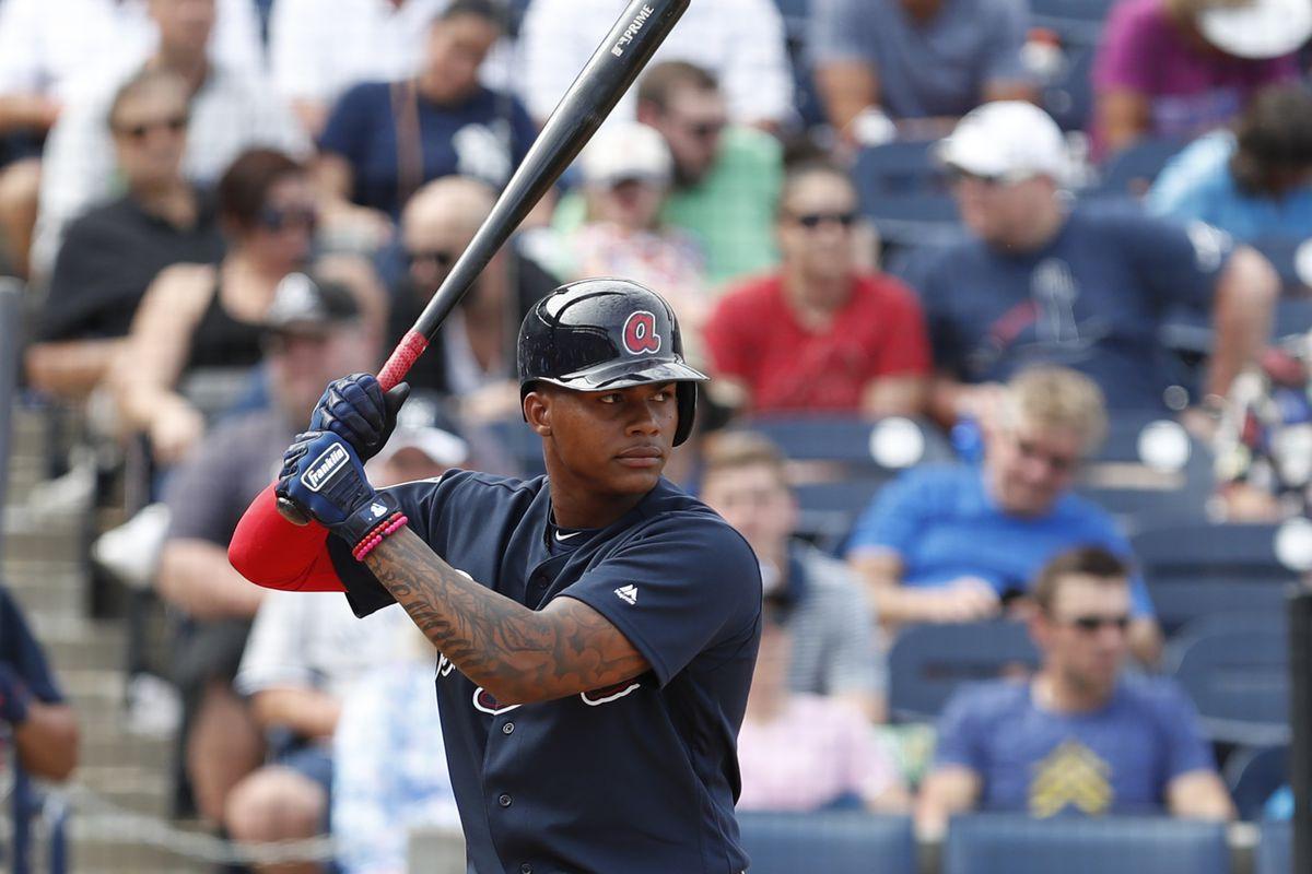 MLB: MAR 02 Spring Training - Braves at Yankees