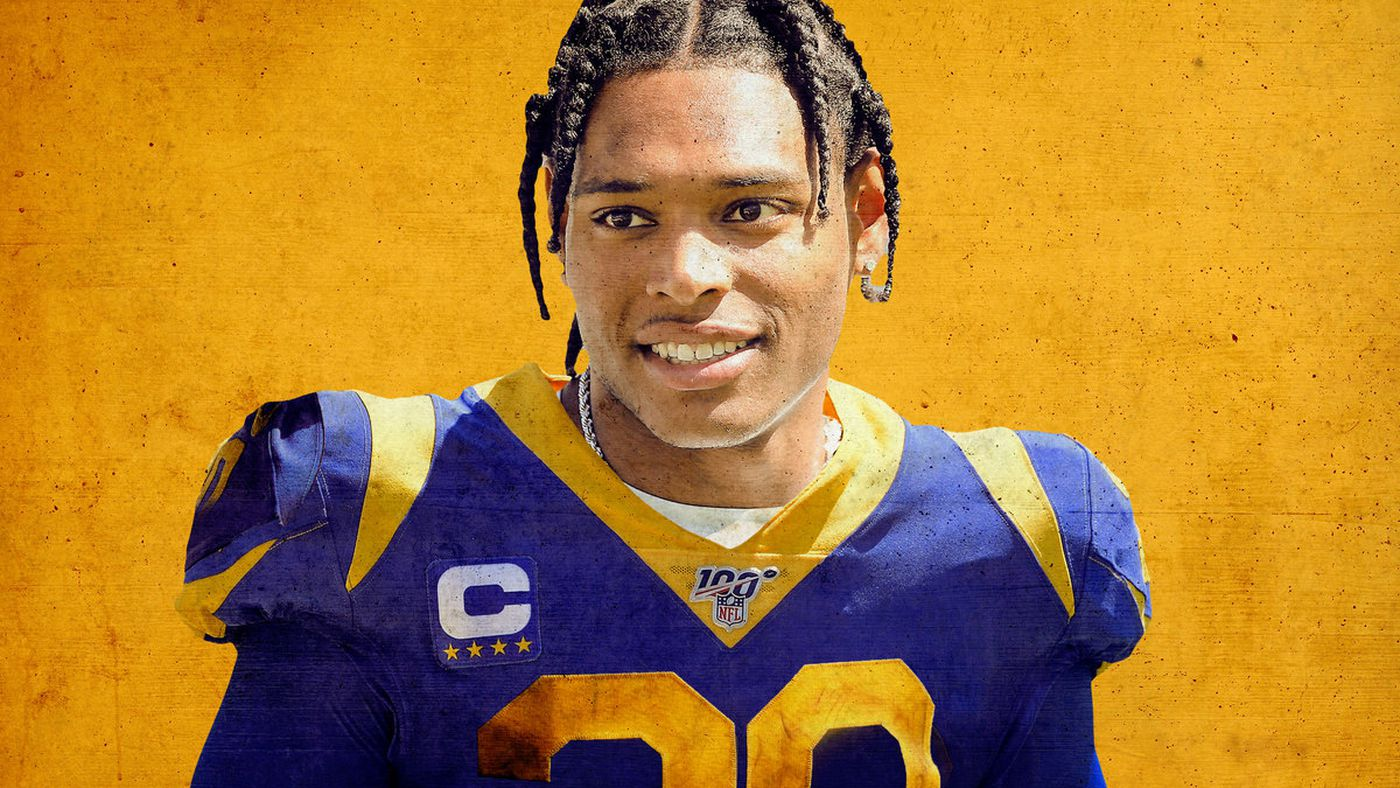 The Rams Are Basically Betting the House on Jalen Ramsey