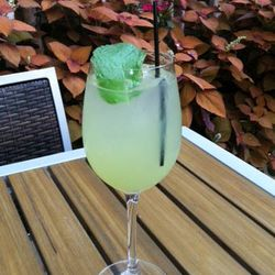 The Autumn Mojito at Second Home Kitchen and Bar