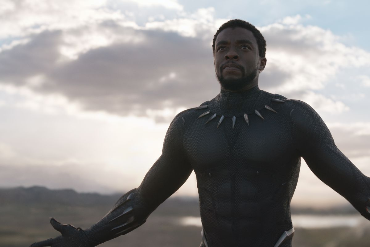 Official Disney-released photo from Marvel's Black Panther