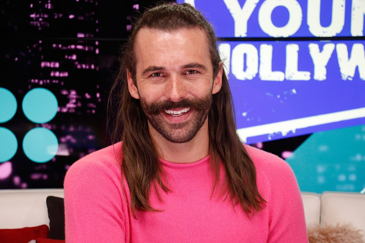 Jonathan Van Ness on Trump's Misogyny and Crying on Queer