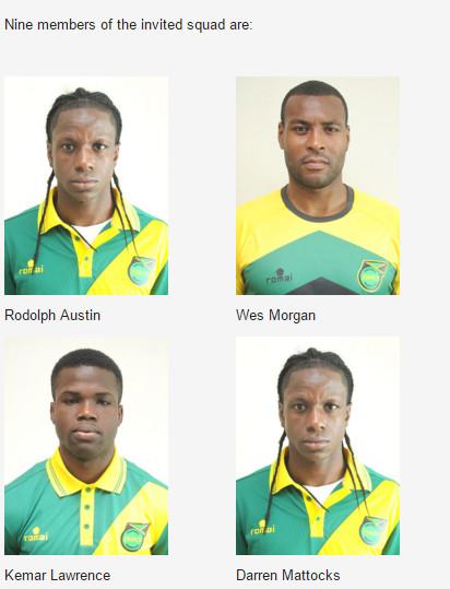 You've changed, Rodolph. (source: jamaicafootballfederation.com)