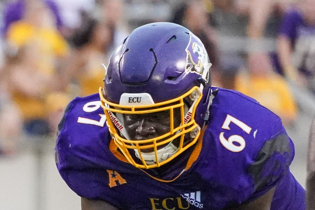 COLLEGE FOOTBALL: SEP 29 Old Dominion at ECU