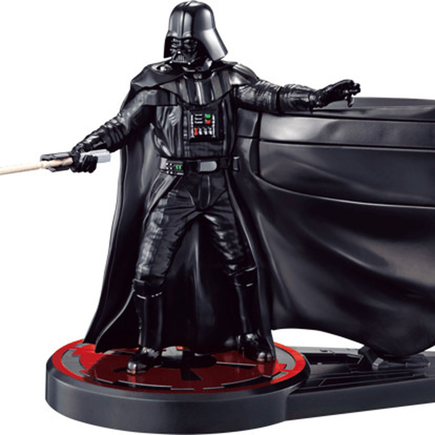The Darth Vader ToothSaber is the most useful and least menacing weapon -  The Verge 2a02863de