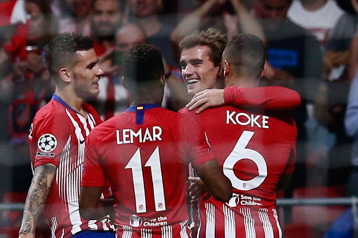 Club Atletico de Madrid v Club Brugge - UEFA Champions League Group A