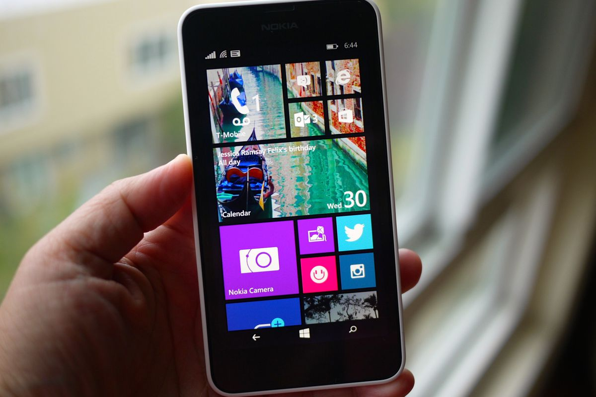 Nokia Lumia 635: No Selfies, but a Good Bargain