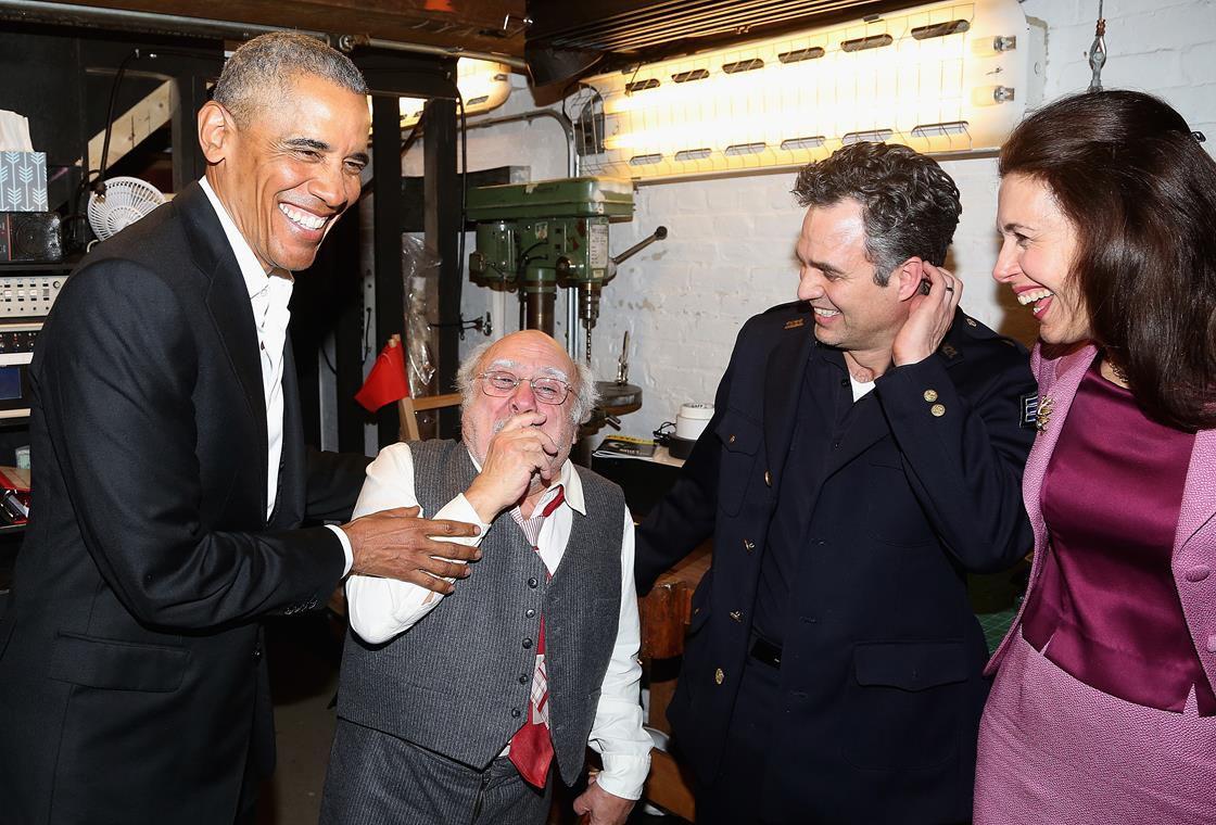Accused phone tapper Barack Obama