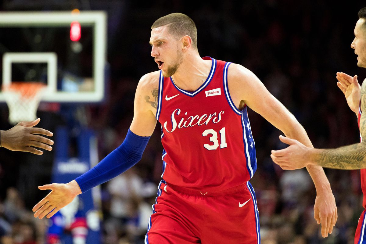 huge discount 2b6cc e29cb Mike Muscala is OUT for tonight's game vs. IND - Liberty Ballers