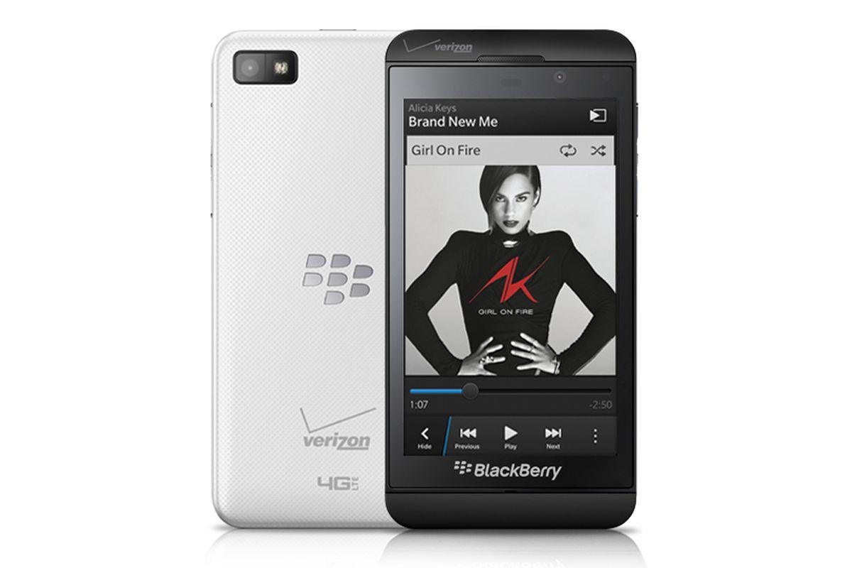 Verizon Wireless BlackBerry Z10 goes on sale March 28th, pre