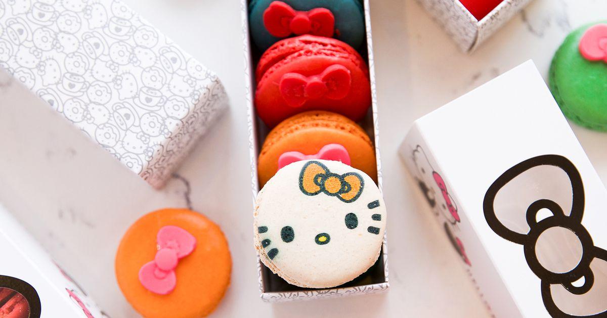 The Adorable Hello Kitty Cafe Truck Returns to Las Vegas
