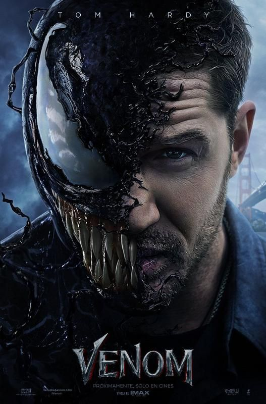 New Venom Trailer Has Venom In It The Verge