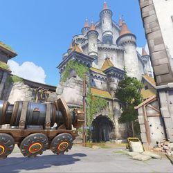 """A screenshot from Blizzard Entertainment's """"Overwatch."""" The University of Utah esports program will began its first competitive season this fall."""