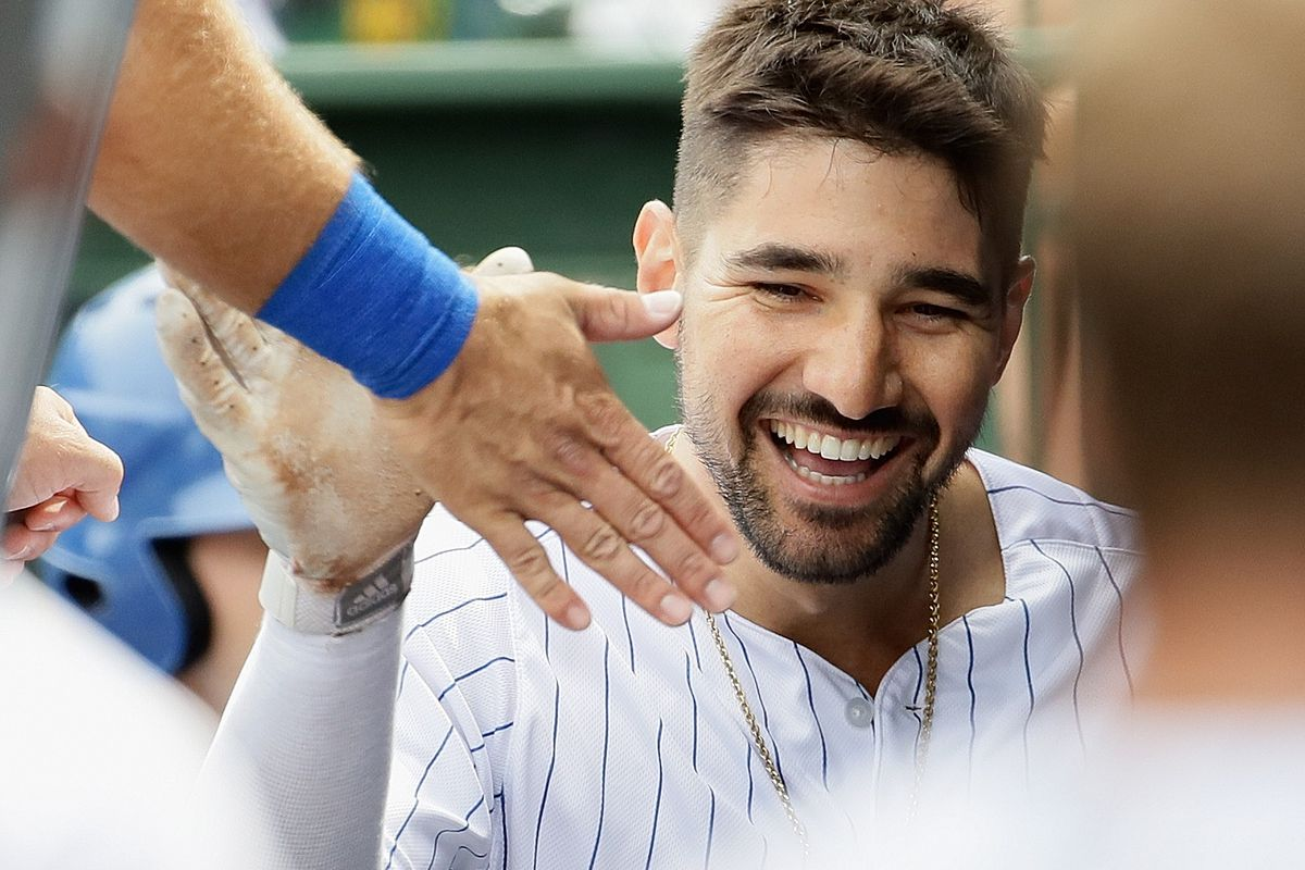Can Cubs afford to keep Nick Castellanos after this season? Can they afford not to?