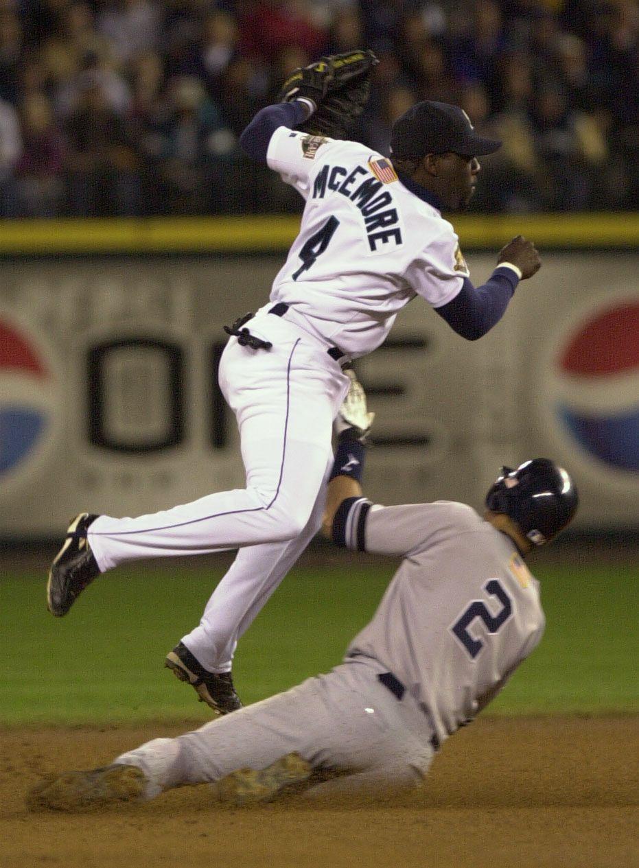 Yankees v Mariners X McLemore